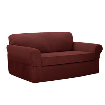 Loveseat Slipcovers Red for Clearance - JCPenney