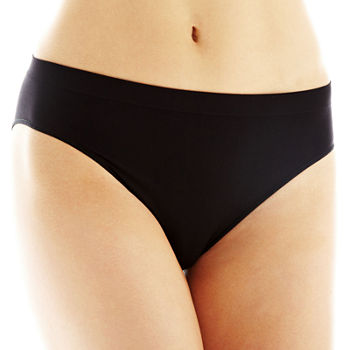 Ambrielle Seamless High Cut Panty 12p017