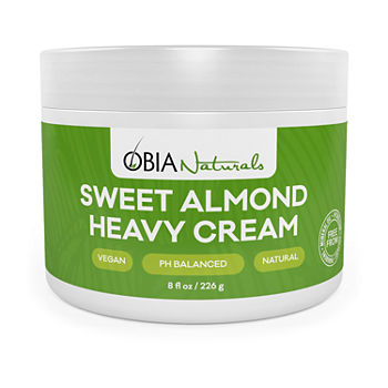 Obia Naturals Sweet Almond Hair Cream-8 oz.