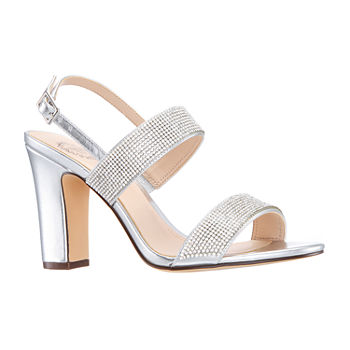 f3ce40a653 Shoes Silver The Wedding Shop for Women - JCPenney