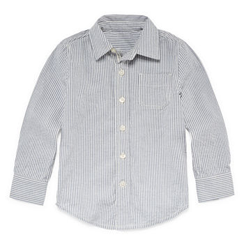 Button Front Shirts Shop All Boys For Kids Jcpenney