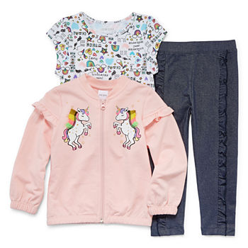 abeefa3c940f Clothing Sets Girls 2t-5t for Kids - JCPenney