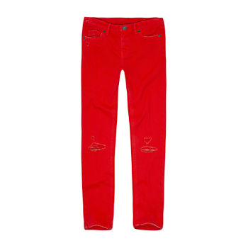 4509938a0bd5 Preschool 4-7x Red Jeans for Kids - JCPenney