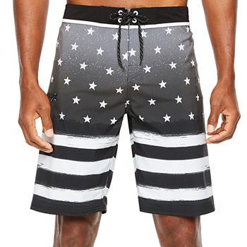 37b9adec23 Board Shorts Swimwear for Men - JCPenney