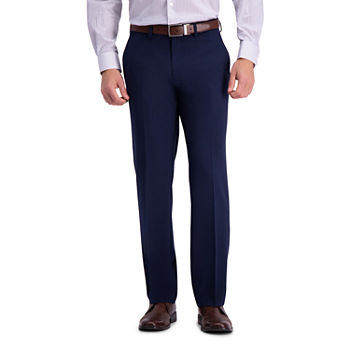 Haggar Mens Stretch Classic Fit Suit Pants