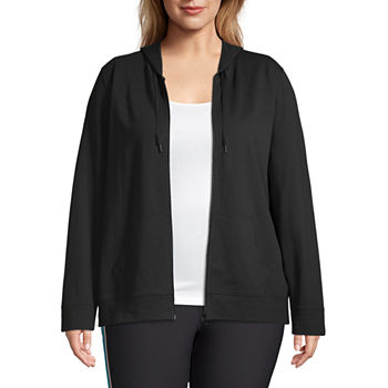 c7bd6ed4f2f Plus Size Sweatshirts for Women - JCPenney