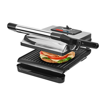 Cooks Stainless Steel Panini Press
