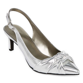a99a6f1f68f7 Silver Juniors  Pumps   Heels for Shoes - JCPenney
