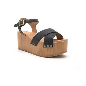 9d1fea6b57e9 Wedge Sandals Juniors  Sandals   Flip Flops for Shoes - JCPenney