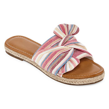 efb60940552d Easy Street Womens Maren Flat Sandals. Add To Cart. Only at JCP