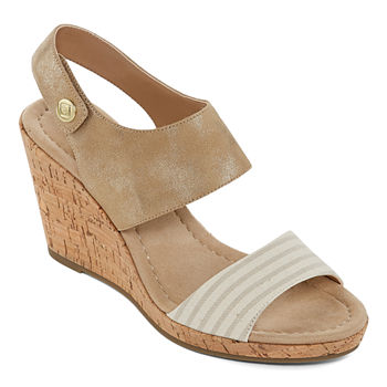 744f9f5b4b9 Wedge Sandals All Women s Shoes for Shoes - JCPenney