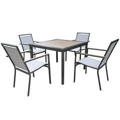 Outdoor Oasis™ Hardwick 5-pc. Outdoor Dining Set