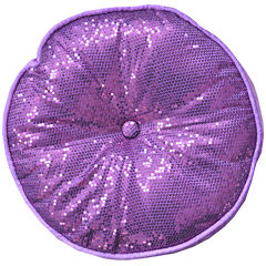 Seventeen® Pop Cheetah Round Decorative Pillow