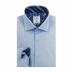 Society of Threads Long Sleeve Dress Shirt Big and Tall