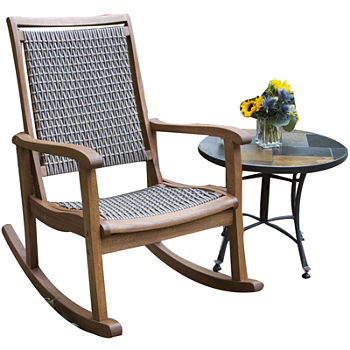 fabric content - Patio Rocking Chairs