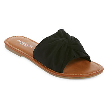 e9ddac9d7639 Arizona Women s Sandals   Flip Flops for Shoes - JCPenney