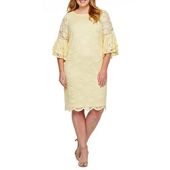 Plus Size Dresses for Women - JCPenney 2cd13fca9