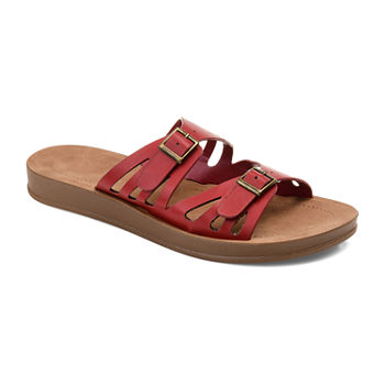 fbaf48d9e546 Journee Collection Women s Sandals   Flip Flops for Shoes - JCPenney
