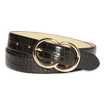 Worthington  Double Circle Womens Belt