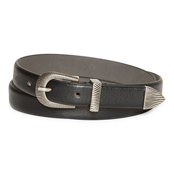 a.n.a Textured Western Womens Belt