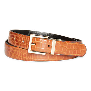 Liz Claiborne Ratchet Womens Reversible Belt