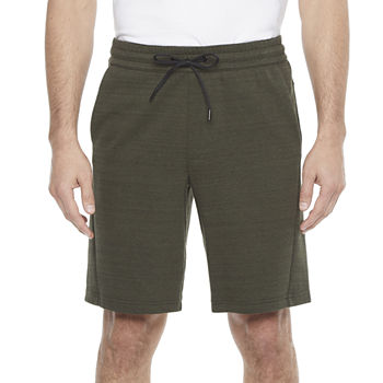 Msx By Michael Strahan Mens Mid Rise Workout Shorts