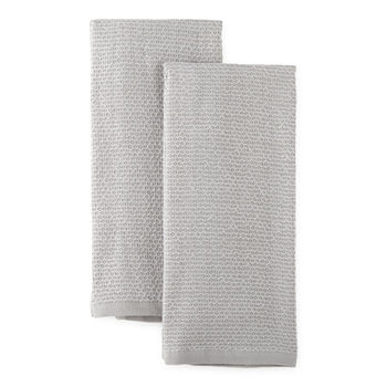 Cooks Honeycomb 2-pc Kitchen Towel