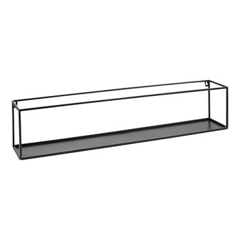 Loom + Forge 6x30 Metal Wall Shelf