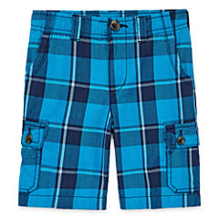 Arizona Twill Cargo Shorts - Preschool Boys