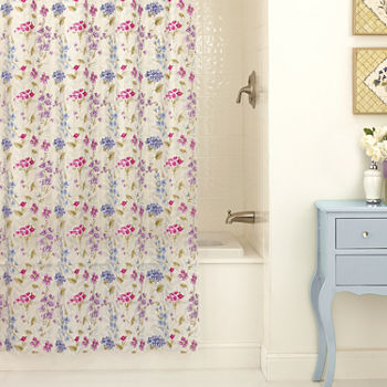 Vinyl Shower Curtains for Bed & Bath - JCPenney