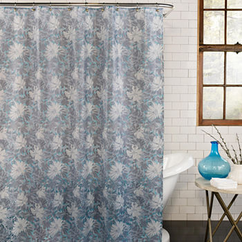 Excell Home Fashions Shower Curtains For Bed Bath