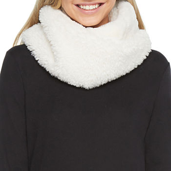 Mixit Faux Fur Cowl Cold Weather Scarf