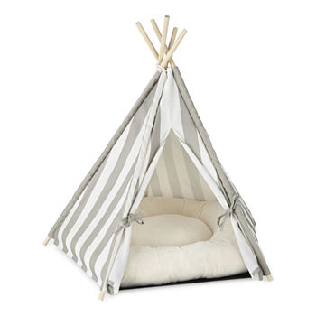 Paw And Tail Tee-Pee Pet Bed