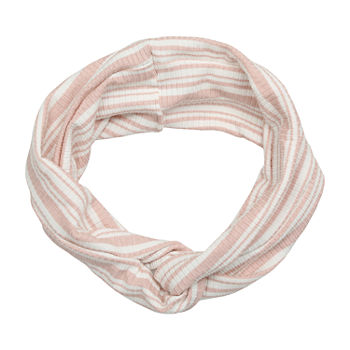 a.n.a Pink Striped Hair Wrap