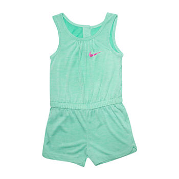 Nike Toddler Girls Sleeveless Romper