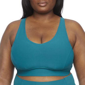 Xersion Plus Move Medium Support Sports Bra