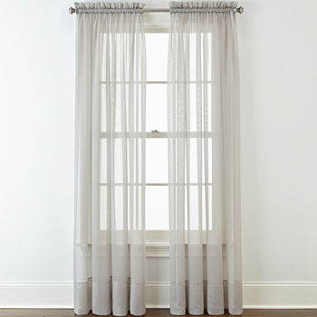 95 Inch Sheer Curtains For Window