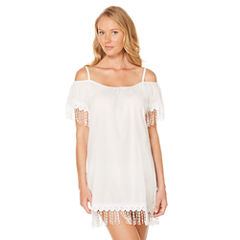 Laundry By Design Swimsuit Cover-Up Dress