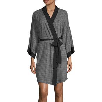 Kimono Robes Black Pajamas   Robes for Women - JCPenney 3876c1b19