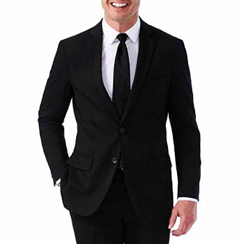 J.M. Haggar Black Premium Stretch Slim Fit Suit Jacket