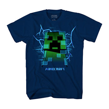 8ddafb8e99 Minecraft Graphic Tees for Kids - JCPenney