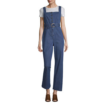 bbe689f1787a Denim Jumpsuits   Rompers for Juniors - JCPenney