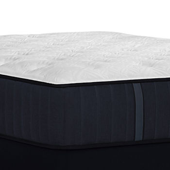 Stearns and Foster® Hurston Cushion Firm - Mattress + Box Spring