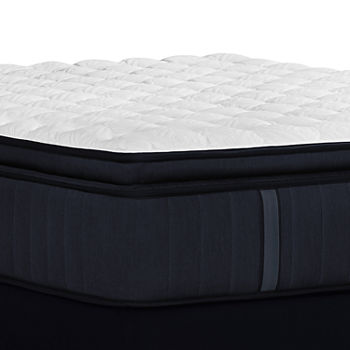 Stearns and Foster® Hurston Plush EPT - Mattress + Box Spring