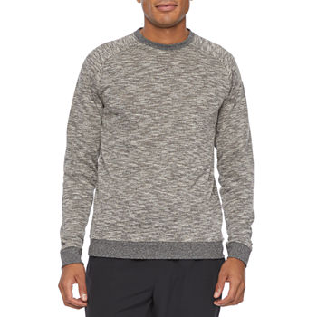 Msx By Michael Strahan Mens Crew Neck Long Sleeve Sweatshirt