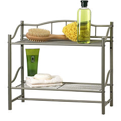 Creative Bath™ 2-Shelf Wall Organizer