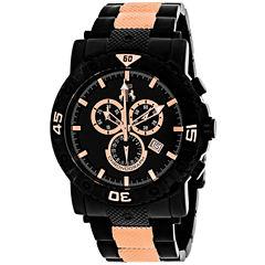 Jivago Mens Two Tone Bracelet Watch-Jv9127xl
