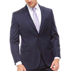 Stafford Stripe Classic Fit Suit Jacket