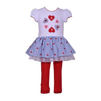 b8061202487a2 Bonnie Jean Sleeveless A-Line Dress - Baby Girls. Add To Cart. Blue.  14.99