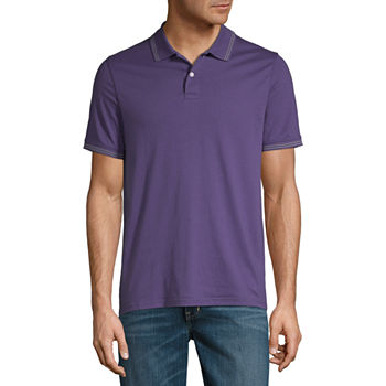 e34b6d97 Polo Shirts Purple Shirts for Men - JCPenney